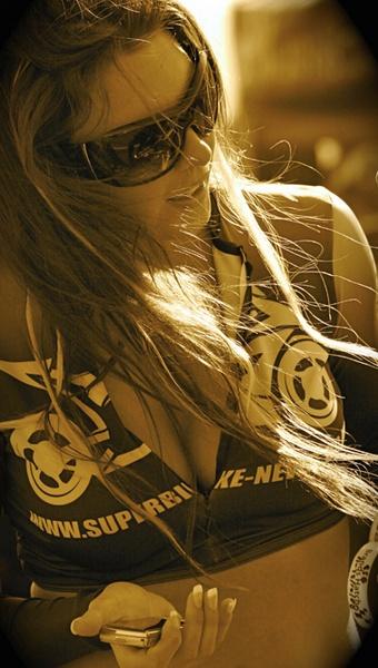 Sunshine Girl by 23pg