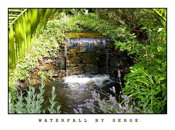 Waterfall by sergedlm