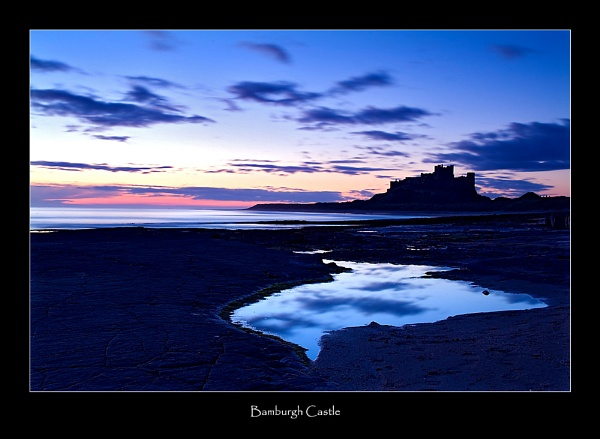 Bamburgh Morning by DLLP