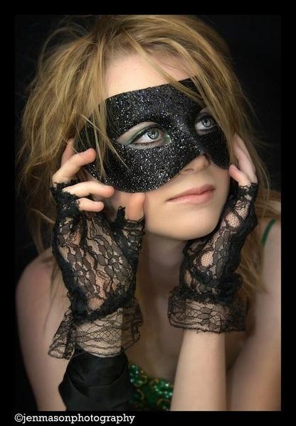 Masked by jenmasonphty