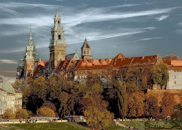 Wawel Hill - Krakow by jamesda
