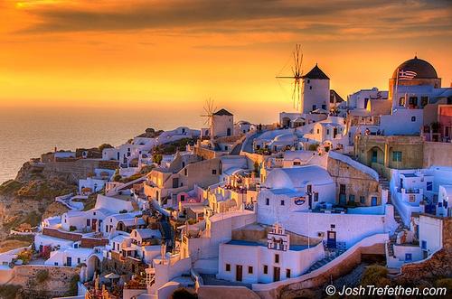 Santorini by aingel