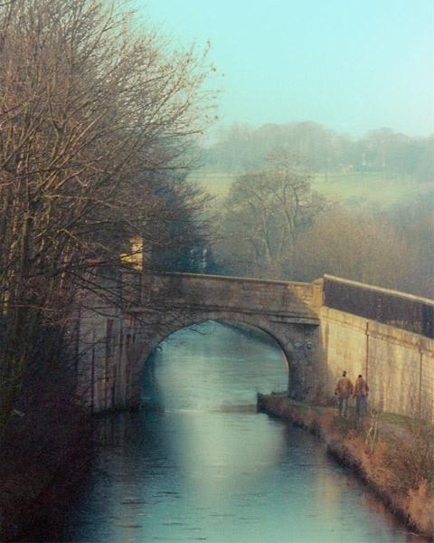 Sunday morning walk by Ian G W