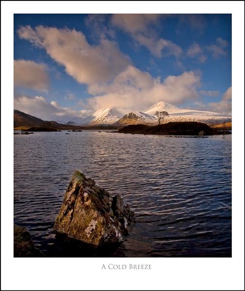A Cold Breeze... by Scottishlandscapes