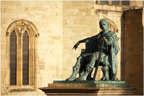 Guarding The Minster by stevemelvin