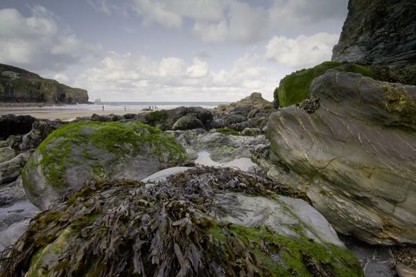 st agnes beach by boodybum