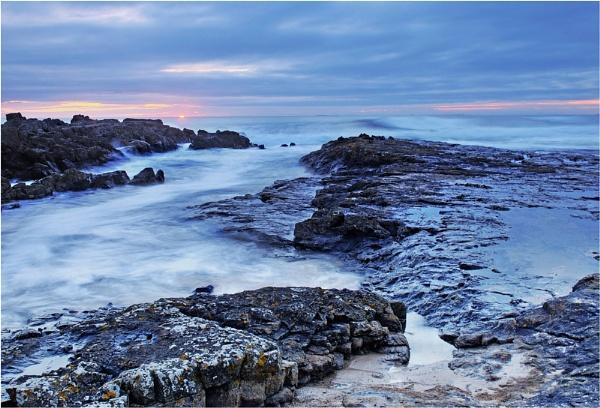 Harkess Rocks ,Bamburgh by phil99