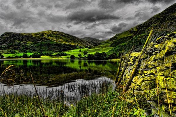 Brotherswater Lake by DerekLG