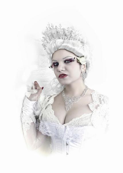 Snow Princess by stevenb