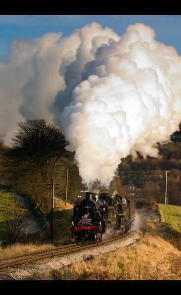 Santa Steam by dtomo68