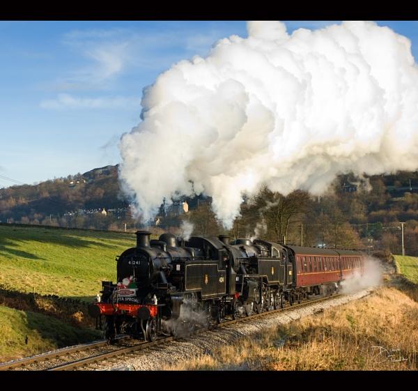 Santa Steam 2 by dtomo68