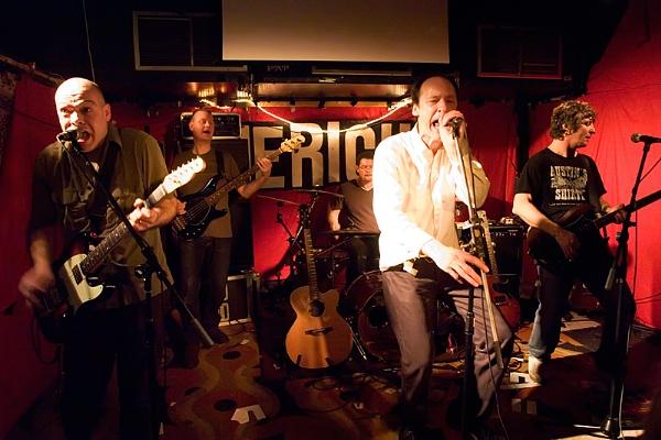 John Otway Band by steveb
