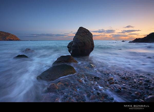 Arrowhead Rock by MikeBonsall