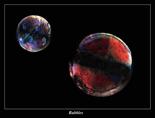 Bubbles by BobDM