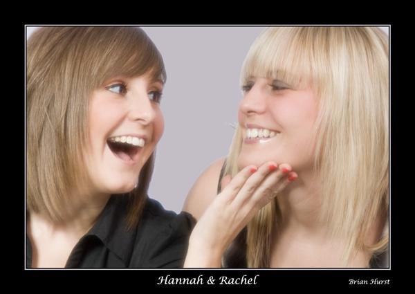 Hannah & Rachel by peugeot406