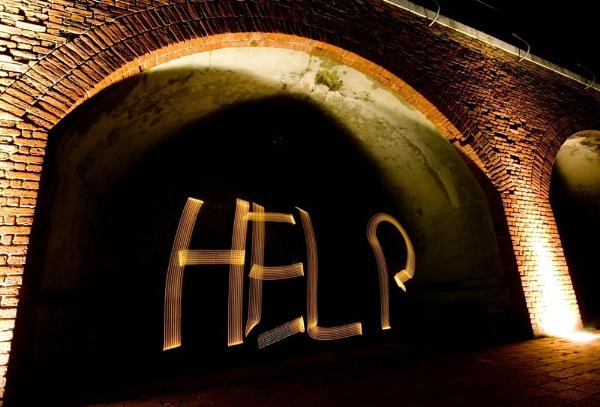 HELP by Diana