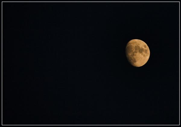 Moon by ednys