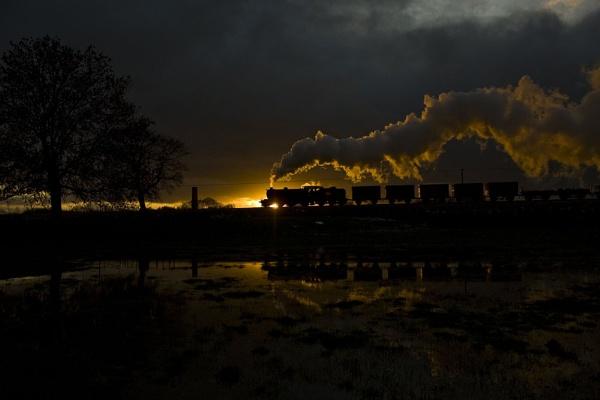 K4 Sunset by Hailwood