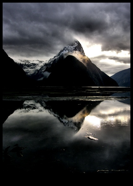 Mitre Peak by whoami2b