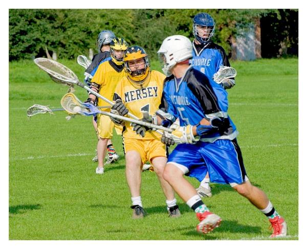 Lacrosse Action by Stuart463