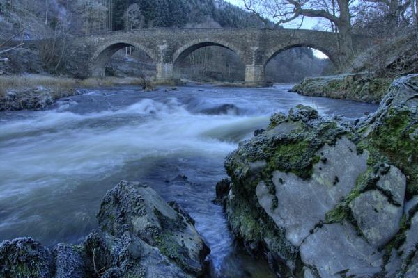 Yair Bridge by jos