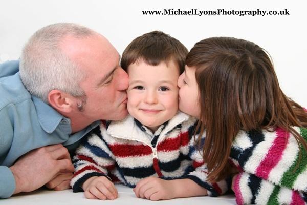 Kisses by Georgias_Dad