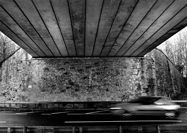 Under Bridge by Boyoclark
