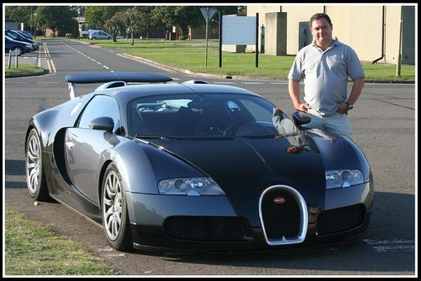 Me & Bugatti Veyron by Bravdo