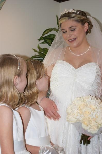Breana and Cousins by mrcran