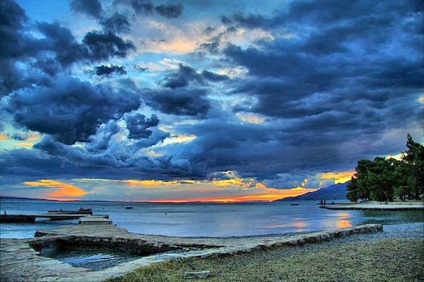 Starigrad Sunset by TomHarper
