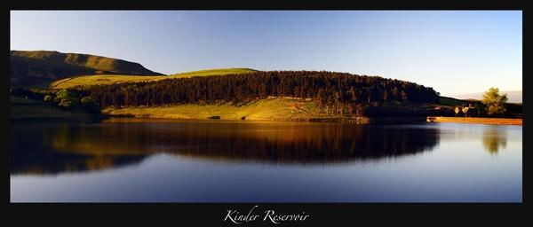 Kinder Reservoir by pj.morley