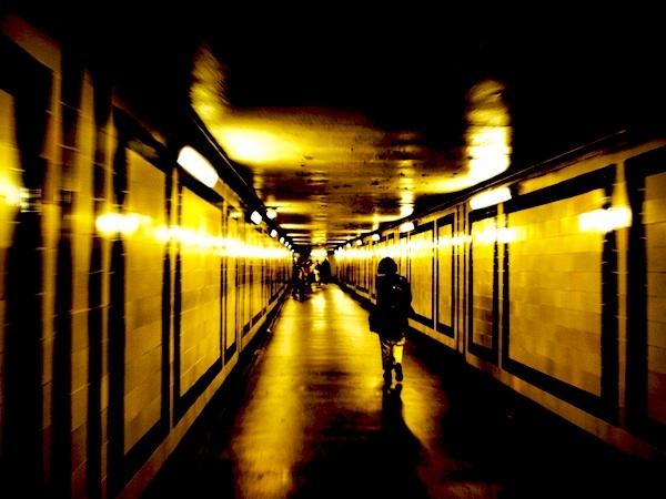 Walking. by Charteris