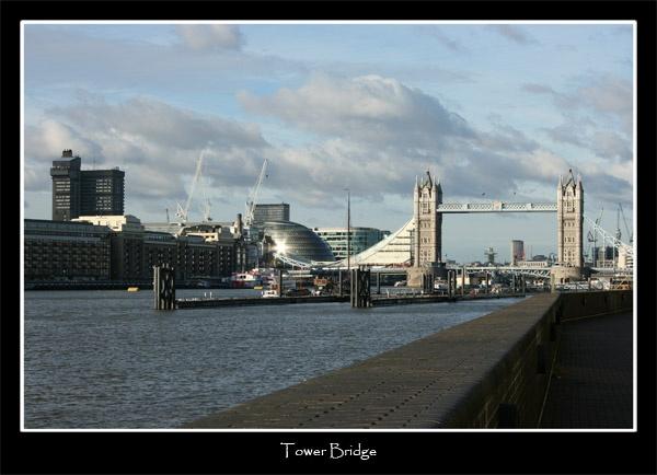 Tower Bridge by rutterphotography