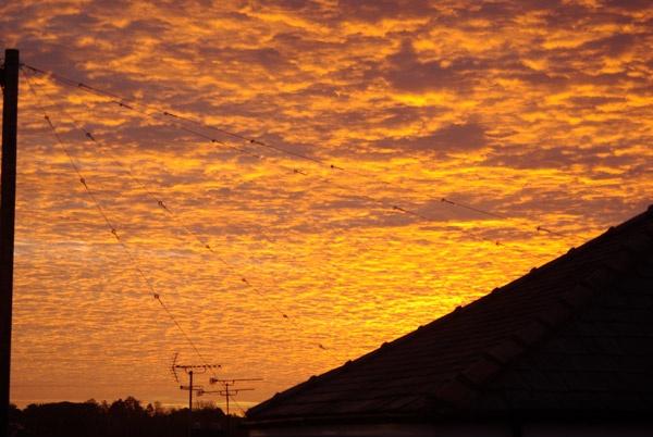 November Sunrise by Graham15
