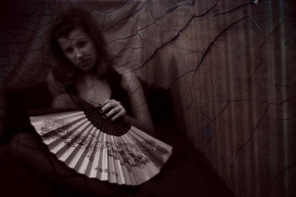 Fan Lady by Borzos