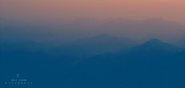Mountain Dawn by VALENCIA
