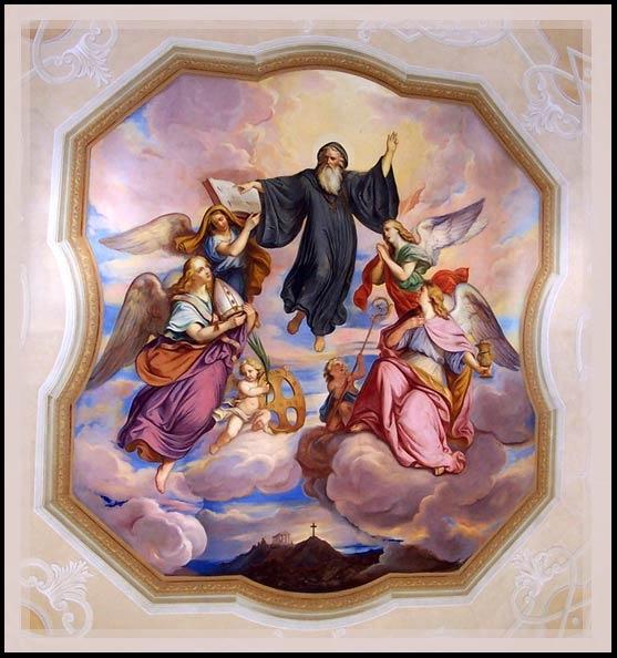Vienna Church Ceiling by Ozzie55