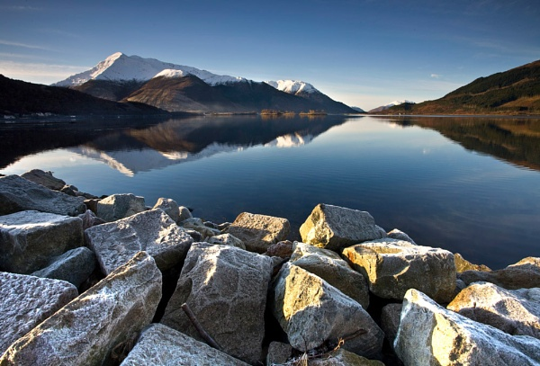 Loch Leven by Mari