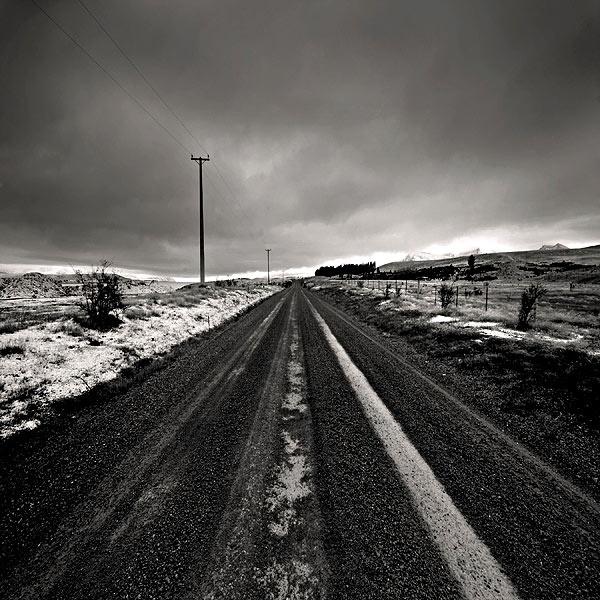 tekapo road by steve allsopp