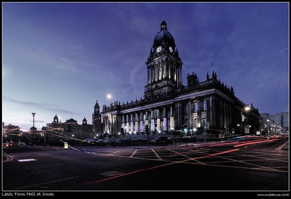 Leeds at Christmas by ade_mcfade
