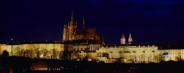 Prague Castle (Pražský by irish