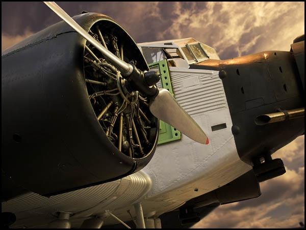 Junkers Ju52 by Craftysnapper