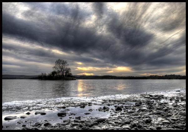 Loch Leven Sundown by WillieH