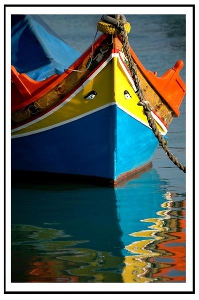 Maltese \'Luzzu\' by Fransx