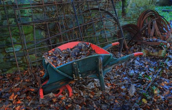 The Wheelbarrow. by Buffalo_Tom