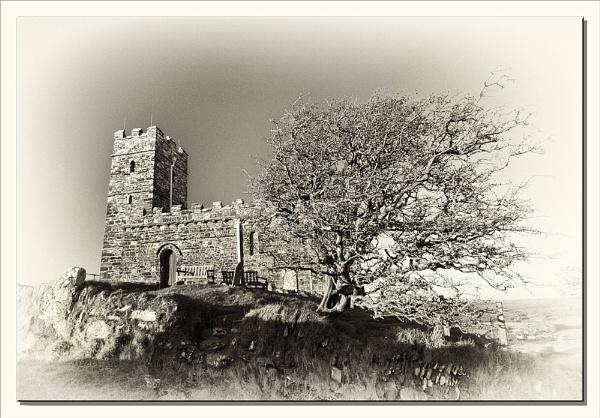 Churchyard Tree by RockArea