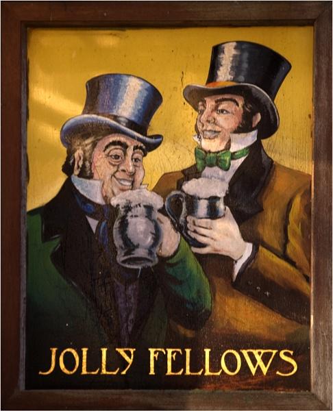 Jolly Fellows by woolybill1
