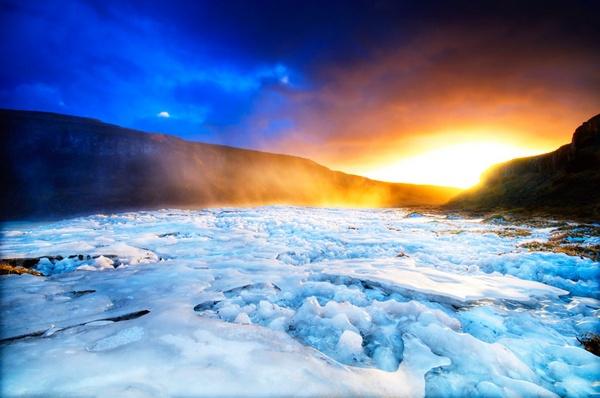 Fire & Ice by Darren9330