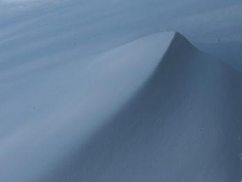 Snow Pyramid by ChrisPhotos145