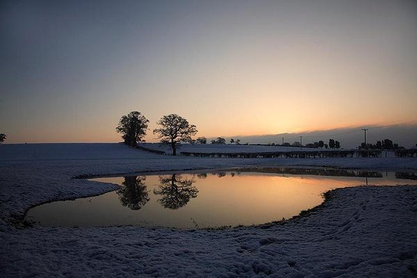 winters dawn by bobsungod